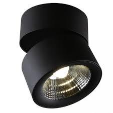 Накладной поворотный светильник <b>1295/04 PL</b>-<b>1</b> «Urchin» <b>Divinare</b>