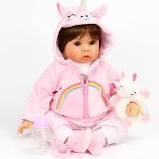 "<b>24""/60 cm</b> Colorful Dress Reborn <b>Babies</b> Doll Princess Girl <b>Baby</b> ..."