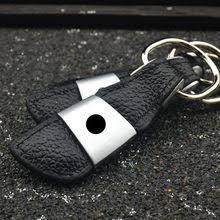 Audi <b>Key Chain</b> Leather