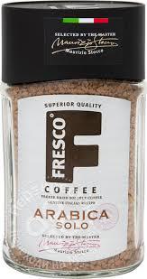 Отзывы о <b>Кофе</b> растворимом <b>Fresco Arabica</b> Solo 100г - рейтинг ...