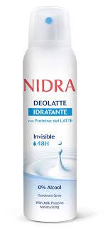 Купить <b>Дезодорант спрей женский</b> Nidra увлажняющий с ...