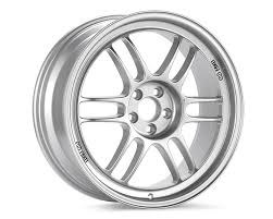 <b>Enkei</b> RPF1 Wheel Racing Series Silver 16x7 <b>4x114</b>.<b>3</b> 43mm ...
