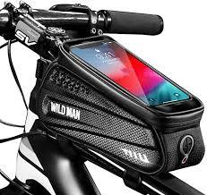 <b>Bicycle</b> Frame <b>Bag</b> Waterproof <b>Bicycle</b> Handlebar <b>Bag Bike Bag</b> ...