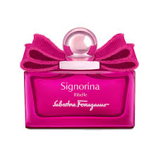 Женская парфюмерия <b>SALVATORE FERRAGAMO Signorina</b> Ribelle