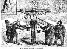 Image result for JEWISH 'Superior People CARTOON