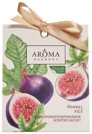 Купить <b>Aroma Harmony Саше</b> Инжир, 10 г 1 шт. по низкой цене с ...