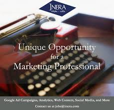 jobs at inera additional opportunities