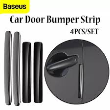 <b>Baseus Car</b> Anti-Collision Strip <b>Car Door</b> Guard 4Pcs <b>Door</b> Edge ...