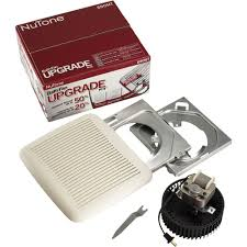 broan nutone bathroom exhaust: nutone  cfm bath fan upgrade kit nt the home depot