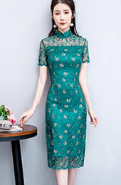 <b>2019</b> Summer Chinese <b>Cheongsam</b> & <b>Qipao</b> Dress - CozyLadyWear