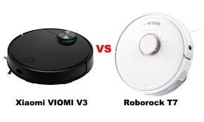 Xiaomi <b>VIOMI V3</b> vs Roborock T7: Which Robot Vacuum Cleaner is ...