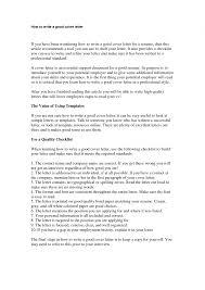 cover letter a good resume cover letter qualities of a great cover cover letter cover letter good cv cover letter example good resume cover a