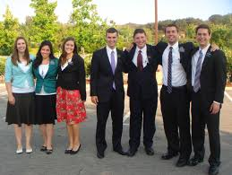 sister mason called to serve in ventura california ciao sister randall sister di liberto me elder atkin elder watts elder wilson and elder eastman