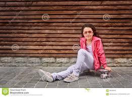 Stylish Little <b>Girl</b> Child Wearing A <b>Summer</b> Or <b>Autumn Pink</b> Jacket ...