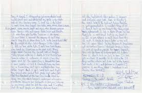 tupac shakur essay lot detail tupac shakur four page handwritten and signed essay