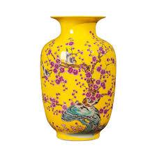 <b>Jingdezhen Ceramic Vase</b> Chinese Decoration Three piece Set of ...