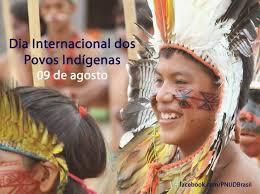 Resultado de imagem para dia internacional dos povos indígenas