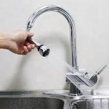 Easy <b>Rotate</b> Tap Head <b>kitchen</b> Water Saving Nozzle Faucet <b>360</b> ...