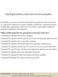 topgymnasticsinstructorresumesamples lva app thumbnail jpg cb