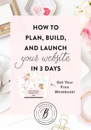 complete guide on how to launch wordpress website how to plan build and launch your website in 3 days