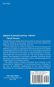essays in sociological theory talcott parsons  essays in sociological theory talcott parsons 9780029240304 com books