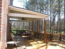 covered patio freedom properties: build a deck with charlotte deck design company archadeck of charlotte post against house