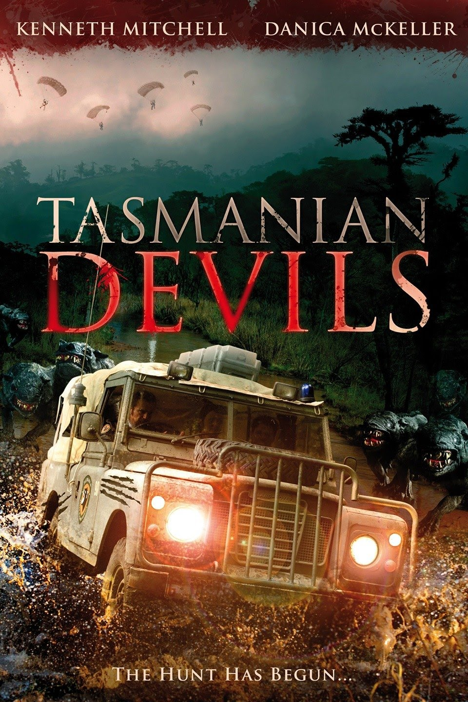 Download Tasmanian Devils (2013) Dual Audio (Hindi-English) 480p | 720p