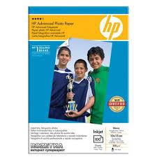 Отзывы о Фотобумага <b>HP</b> 10x15cm Advanced Glossy Photo <b>Paper</b> ...