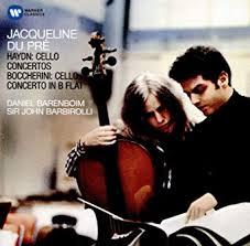 <b>Haydn</b>/Boccherini: Cello Concertos: <b>Jacqueline Du</b> Pre, Luigi ...