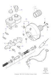 Главн.цилиндр и <b>усилитель</b> тормозов FORD Transit 1994-2000 (EY)