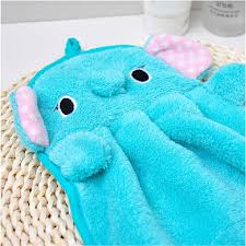 Online Shop <b>Baby</b> Kids <b>Nursery Hand Towel</b> Cartoon Animal ...