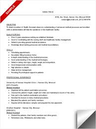 recent sample medical assistant resume objectives   easy resume      recent sample medical assistant resume objectives
