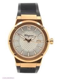 Купить Золотистые <b>женские часы Salvatore Ferragamo</b> в ...