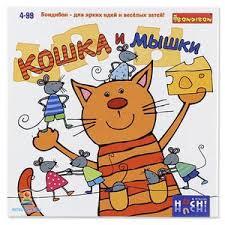 <b>Настольная игра Bondibon</b> (Бондибон) «Кошка и мышки ...