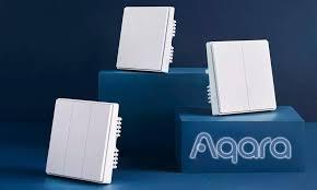 Новая серия проводных и <b>беспроводных выключателей Aqara</b> D1