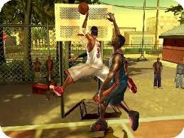 Výsledek obrázku pro PS2  nba street v3