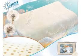<b>Подушка Lonax Ergo Latex</b> – купить по цене 3895 ₽ в интернет ...