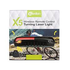 <b>Meilan Smart Bicycle</b> Wireless Waterproof Tail Light, <b>X5</b> USB ...