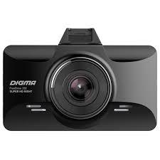 Купить <b>Видеорегистратор Digma FreeDrive 350</b> Super HD Night ...