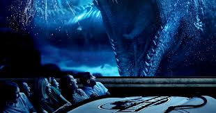 What's it like to ride the new <b>Jurassic World</b> ride at Universal Studios ...