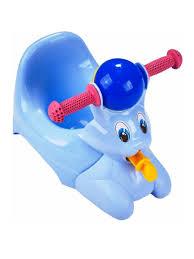 Горшок-игрушка Зайчик голубой <b>Little Angel</b> 9960788 в интернет ...
