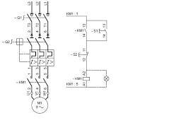 direct online starter circuit  direct online starter wiring    direct online starter circuit