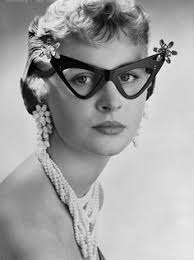 Image result for Actual 1960's spectacles for women