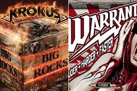 <b>Krokus</b> and Warrant Announce New Albums