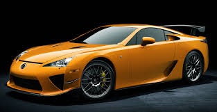 new exotic car releases375000 Lexus LFA Ferrari Fighter or Exotic Fantasy  The New