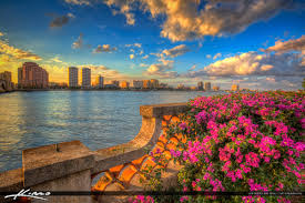 West Palm Beach Flowers at Waterway – HDR <b>Photography</b> by ...