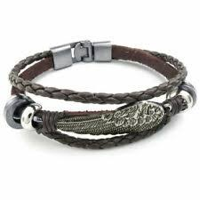 <b>Leather Fashion Bracelets</b> for sale   eBay