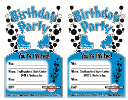 roller skating birthday party invitations printable birthday knockout roller skating party invitations printable