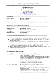 sample pharmacist resume pertaining to beginner for pharmacy sample pharmacist resume pertaining to beginner for pharmacy students