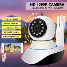 Home <b>1080P Wireless Camera</b> Indoor Security CCTV Cam Video ...